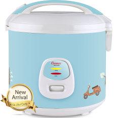 Cosmos Rice Cooker Magic Com ( Harmond Technology ) CRJ-6302 1,8 Liter - Biru