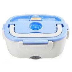 Damura Lunch Box Electric - Kotak Makan Elektrik - Biru
