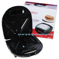 Dodawa Sanwich Toaster DD 300 STELL BODY Alat Pemanggang Roti Sanwid maker