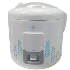 Electrolux ERC-2101 Rice Cooker 1.8 L - Putih - Khusus Jabodetabek