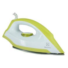 Electrolux Dry Iron EDI 1014 - Putih-Hijau