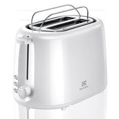 Electrolux Toaster ETS1303W- Pemanggang Roti - Silver