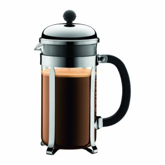 Fiorenza French Press - Coffee Maker 350 Ml For 3 Cups - PembuatKopi