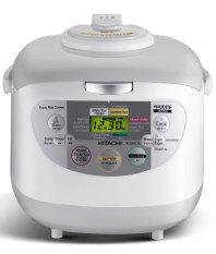Hitachi - Rice Cooker RZVMC10YGWH