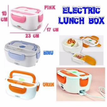 Indobest Lunch Box Electric - Kotak Makan Penghangat