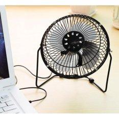 Kipas Mini Kipas Angin Kecil Usb Mini Fan Portable Warna-Warni