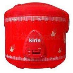Kirin KRC-159TR - Rice Cooker - 2 L - Merah