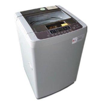 LG Mesin Cuci Top Loading TS81VM 8 Kg - Abu-abu