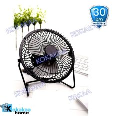 Maxxio Fan Kipas Angin USB Tp80 - Hitam