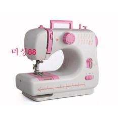 Mesin Jahit JYSM 605 JIAYIE Portable Sewing Machine ADA 12 Pola Jahitan