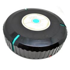 Mini Auto Cleaner Robot Sweeping Cleaning Machine / Mesin Penyedot Debu - Hitam