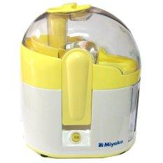 Miyako Juicer JE-507 - Putih/Kuning