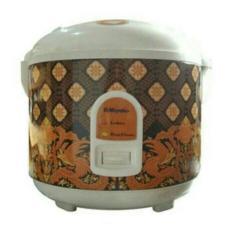 Miyako MCM528 Rice Cooker - Penanak Nasi - 1.8 L - Batik