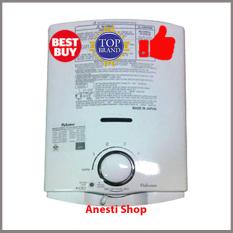 Paloma Gas Water Heater - Pemanas Air Gas PH 5 RX - Langsung Panas!