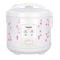 Panasonic Rice Cooker 1.8 Liter 3 In 1 Bunga / Penanak Nasi / Magic Com / Magic Jar - SRCEZ18SPSR