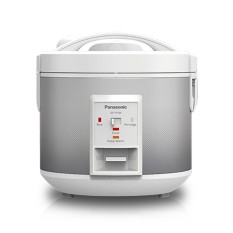 Panasonic Rice Cooker 4in1 Easy Cooking SR-TP18SSR - Dots Silver