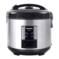 Panasonic Rice Cooker, Magic Com, Magic Jar, Penanak Nasi SR-CEZ18SSR Mechanical Jar (Garansi Resmi Panasonic) - Silver