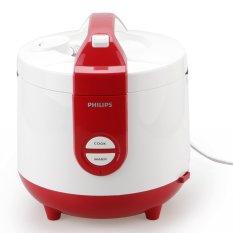 PHILIPS 3 in 1 Rice Cooker 2 Liter HD3118 - Merah