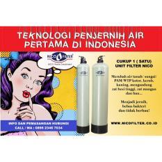 promo nico filter-filter air-filter air untuk rumah tangga