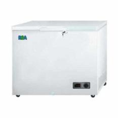 RSA CF-330 Chest Freezer 330 Liter - Putih Khusus JADETABEK