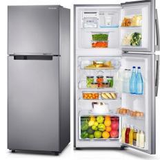 Samsung Rt20Farwdsa Refrigerator Dua Pintu - Silver