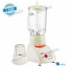 Sanex Blender Glass Jar MT-X Bahan Kaca Low Watt with Grinder