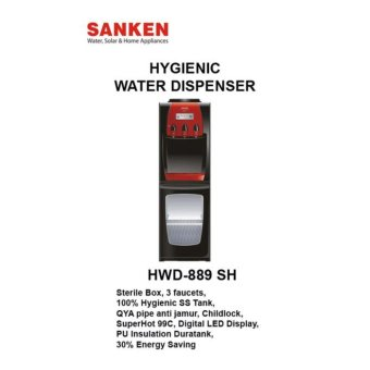 Sanken HWD 889SH - Dispenser Standing