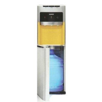 Sanken Water Dispenser HWD-C101 - Silver - Khusus JADETABEK