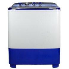 Sanyo Aqua Mesin Cuci Twin Tub 9kg QW980XT - Khusus JABODETABEK