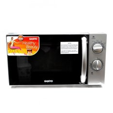 Sanyo - Microwave EM-S1112S - 17 L - Silver