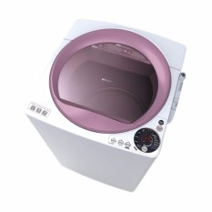 Sharp ESM 905 P-WR Mesin Cuci 9Kg Pink - Khusus JABODETABEK