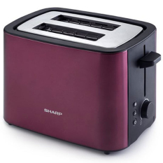Sharp - Pop Up Toaster KZ200LP (K) - 850 Watt