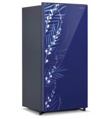 Sharp SJX185MG Refrigerator Kulkas 1 Pintu Shine Series - Biru