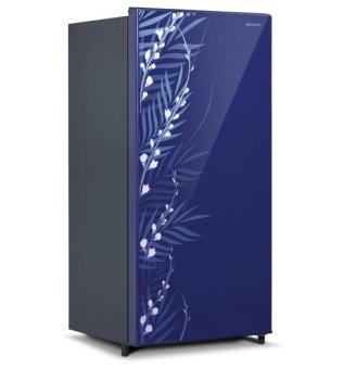 Sharp SJX185MG Refrigerator Kulkas 1 Pintu Shine Series