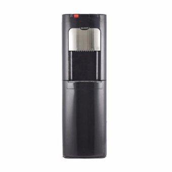 Sharp SWD-72EHL-BK Dispenser Galon Bawah - Hitam (Khusus Jabodetabek)