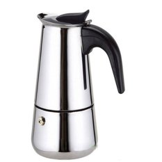 Top Quality Hot Sale 2/4/6/9 Cups Stainless Steel Moka Espre
