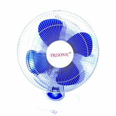 Trisonic Wall Fan / Kipas Angin Dinding 16inch - Blue