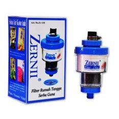 Zernii Filter Air Rumah Tangga Serbaguna - Biru