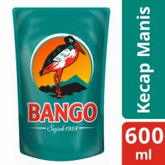 Bango Kecap Manis - 600mL - Reffil