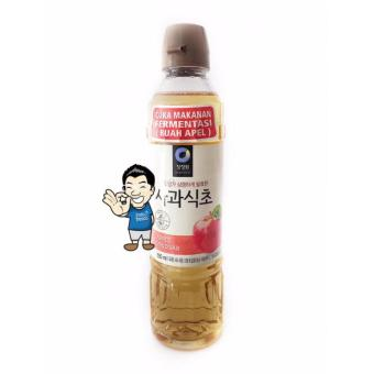 Daesang Apple Vinegar / Cuka Apel Import Korea 500ml