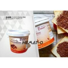 Elmer CHOCOMALTINE Crunchy 1Kg ORIGINAL (Pengiriman Hanya 1 Kg)