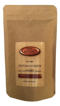 Fry and Roast - Kopi Kintamani Blend Gold - 250 gram - Biji