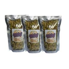 Gandum Goreng Rumput Laut - Cemilan - Paket 3pcs x 100gr