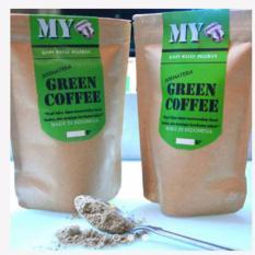 Green Coffe Powder / OVJ My green coffee / Bubuk Kopi Hijau/ Kopi Diet Alami Kaya Antioksidan 200gr