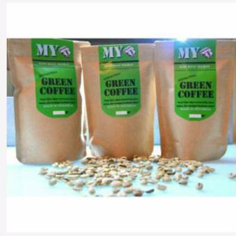 Green coffee bean/ OVJ My Green Coffee / Coffee Bean Biji KopiHijau/ Kopi Diet Alami