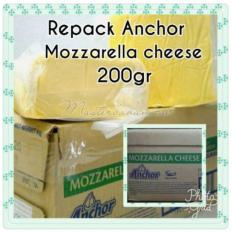 HBT Anchor mozzarella cheese repack 200gr