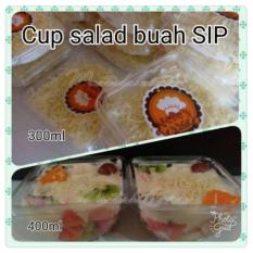 HBT Cup salad SIP 300ml 10 pcs