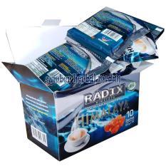HPA Kopi Radix Himalaya 10sachet