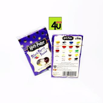 Jelly Belly Harry Potter Bertie Botts Every Flavour Beans - 34 gr