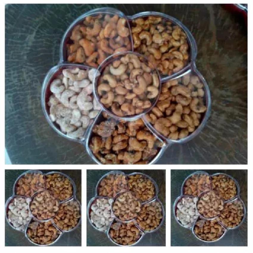 Kacang Mede Toples